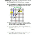 Graphing Booklet #2:  Slope Formula and the Rise over Run Method