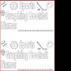 Graphing Booklet- Sports Theme
