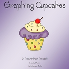 Graphing-Cupcake Bakery-Read a Picture Graph Printable