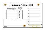 Graphing Flavors of Popcorn