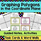 Graphing Polygons on a Coordinate Plane Common Core Standa