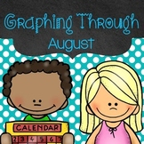 Graphing Through The Month: August