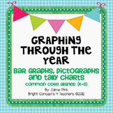 Graphing Through The Year! {Common Core Aligned}