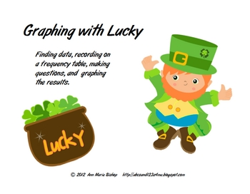Graphing with Lucky