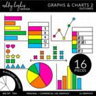 Graphs &amp; Charts 2 {Graphics for Commercial Use}