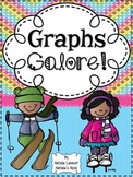 Graphs Galore {A Primary Graphing Unit} - 5 Math Centers