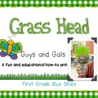 Grasshead Guys and Gals Activity Pack