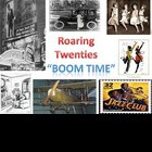 Great Depression, New Deal Programs and Roaring Twenties P