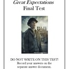 Great Expectations Final Test/Exam