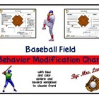 Great Game! Baseball Field Personalized Behavior Modificat
