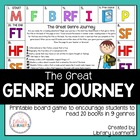 Great Genre Journey Game