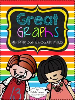 Great Graphs {A Primary Graphing Unit}