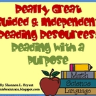 Great Guided &amp; Independent Reading Resources:  Reading wit