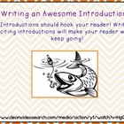 Great Introductions for Writing