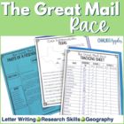 Great Mail Race Complete Kit