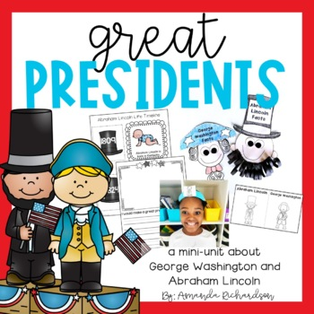 Hooray for Presidents' Day!