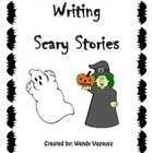 Great for Halloween ~ Writing Scary Stories