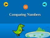 Greater Than/Less Than (Comparing numbers) 1st grade