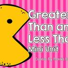Greater than or less than Mini Unit