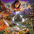 Greek Creation of the World-Greek Mythology Reading and Le