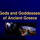Greek Gods/Goddesses Encyclopedia Book Project