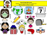 Greek / Latin Roots Clipart Collection