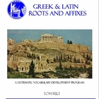 Greek &amp; Latin Roots and Affixes Workbook - Unit 1