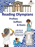 Greek & Latin Roots-prefix & suffix-Common Core Aligned Vo