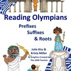 Greek &amp; Latin Roots-prefix &amp; suffix-Common Core Aligned Vo