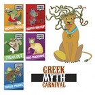 Greek Mythology Carnival: 4th grade Common Core learning game