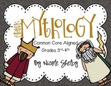 Greek Mythology Unit Based on Common Core Standards