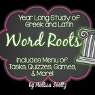Greek and Latin Root Word BUNDLE
