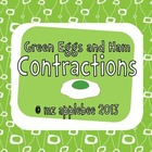 Green Eggs and Ham Contractions
