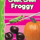 Green, Green Froggy Read- Along eBook & Audio Track