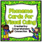Green Polka Dotted Framed Phoneme Posters Room Decor