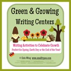Green and Growing: Writing Activities to Celebrate Growth