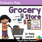 Grocery Store - Dramatic Play Center