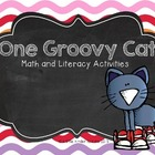 Groovy Cat Literacy and Math centers