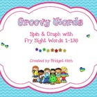 Groovy Words with Fry Sight Words