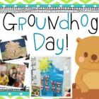 GroundHog DaY Art, Graphing, and More Freebies!
