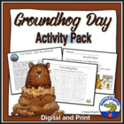 Groundhog Day Activities and Resources