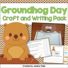 Groundhog Day Craftivity and Mini Unit