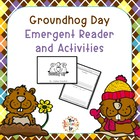 Groundhog Day Easy Reader