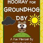 Groundhog Day Fun {Mini Book} {Prediction Graph} and {More}!