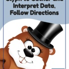 Groundhog Day Glyph With Questions