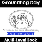 Groundhog Day - Reproducible Guided Reading Book (Level 1)