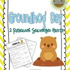 Groundhog Day Research Scavenger Hunt
