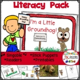 Groundhog Day! I'm A Little Groundhog! Shared Reading Sing