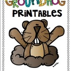 Groundhog Printables!