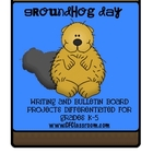 Groundhog's Day: A Writing Resource Differentiated for K-5